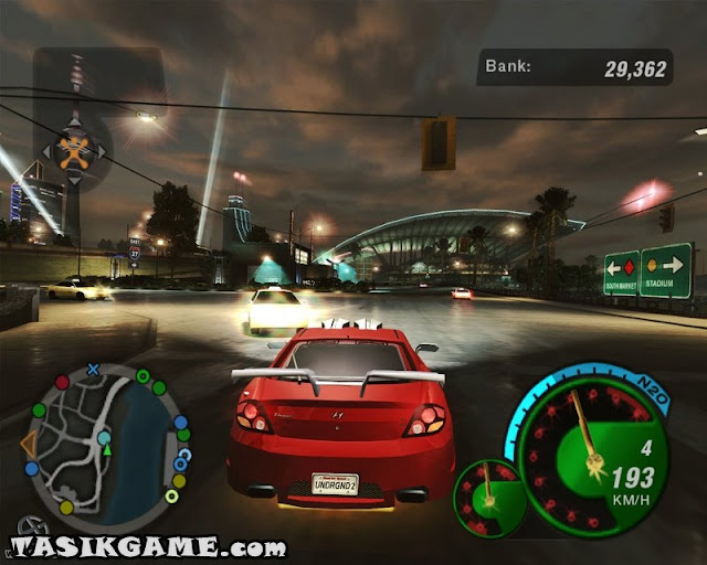 Need for Speed Underground 2 - Screenshot