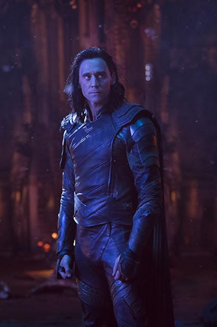 Loki, Tom Hiddlestone, Avengers Wojna bez granic