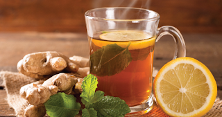 Green and black teas are loaded with flavonoids which is a powerful antioxidant, and also a good source of amino acids in the production of germs fighting compounds in the T cells.