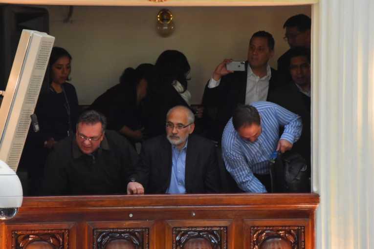 Mesa deberá enfrentar la arremetida de los dos tercios oficialistas / ARCHIVO APG