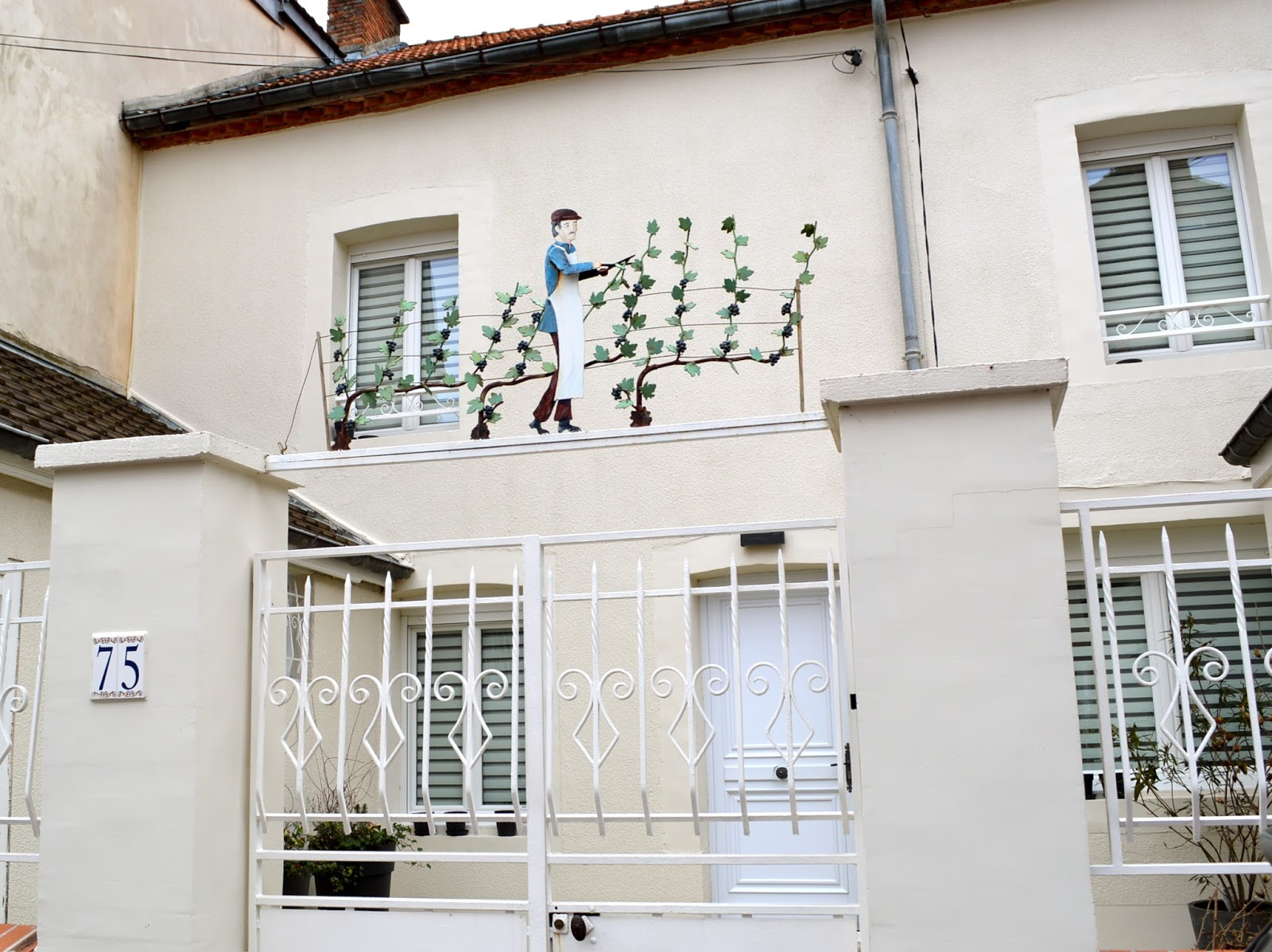 Alexandra D. Foster Destinations Perfected: Hautvillers, France - A ...