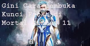 Gini Cara Membuka Kunci Frost di Mortal Kombat 11