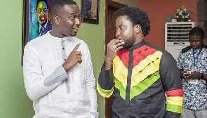 Support Joe Mettle to win VGMA Artiste of the Year – Sonnie Badu
