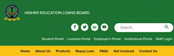 helb portal registration