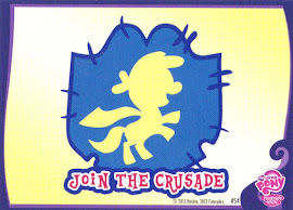 My Little Pony Join The Crusade Series 2 Trading Card