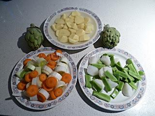 ingredientes hervido valenciano