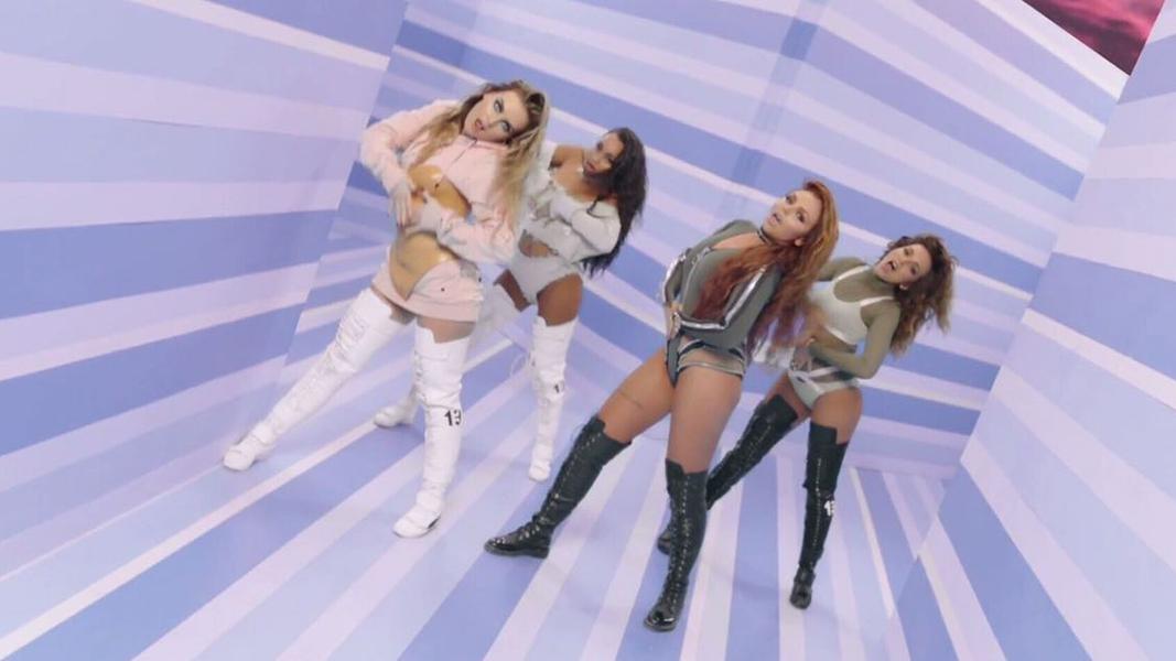"""Apesar do clipe ter deixado a desejar, """"Touch"""" tem tudo para se tornar o primeiro hit da girlband nos Estados Unidos."""