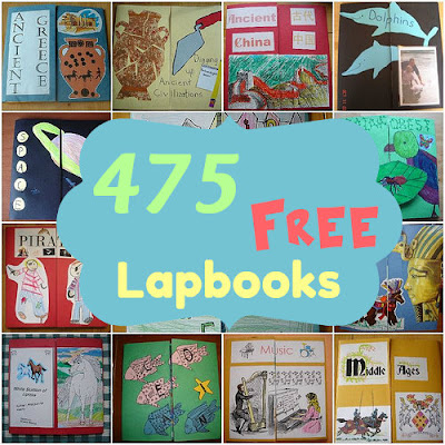 free lapbooks