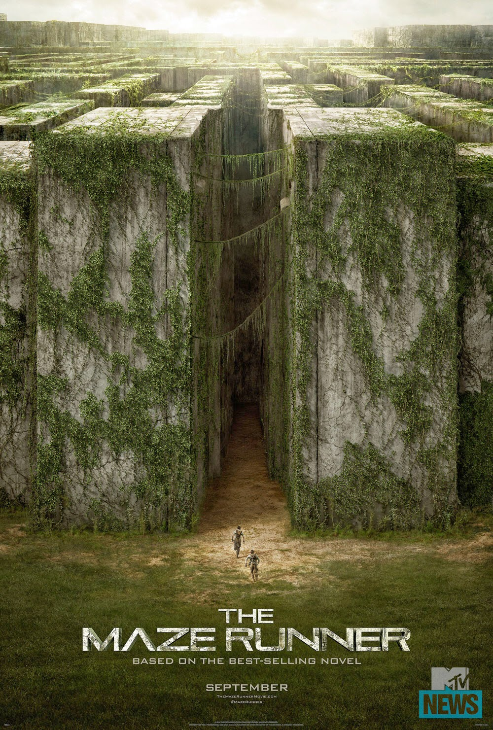 Trailer + póster de The Maze Runner la película