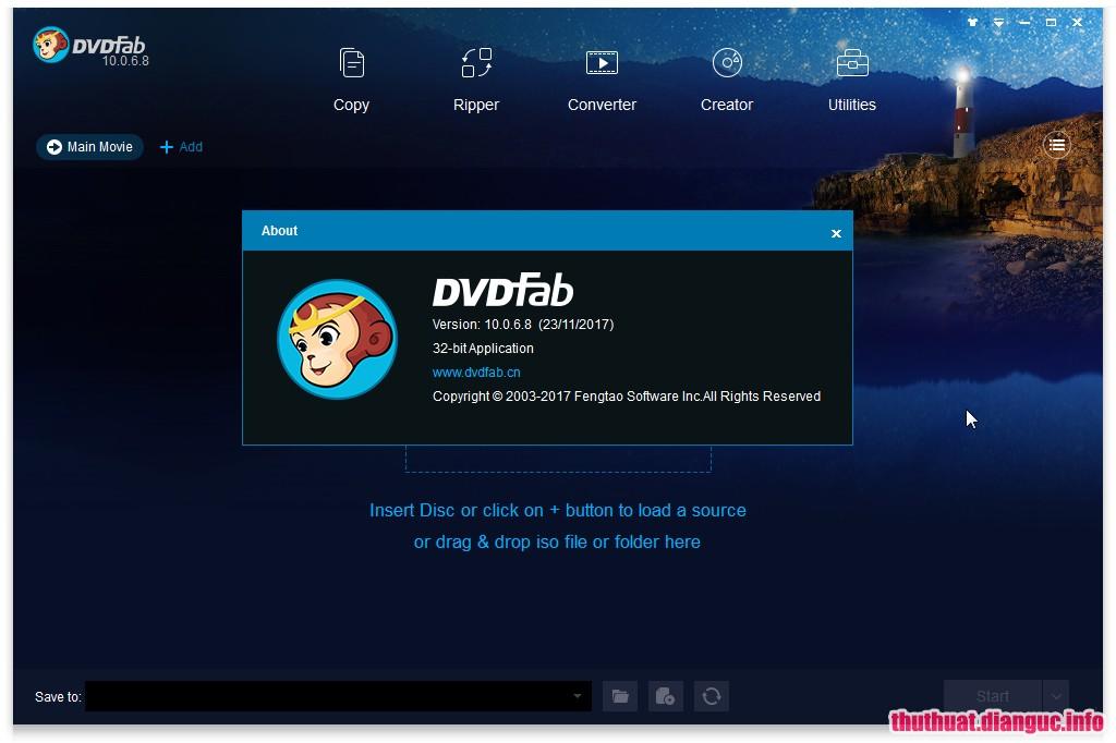 Download DVDFab 11.0.0.7 full – Phần mềm sao lưu ghi đĩa chuyên nghiệp