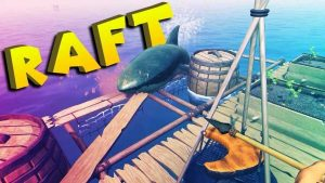 Free Download RAFT Original Survival Game MOD APK Unlimited Money 2018