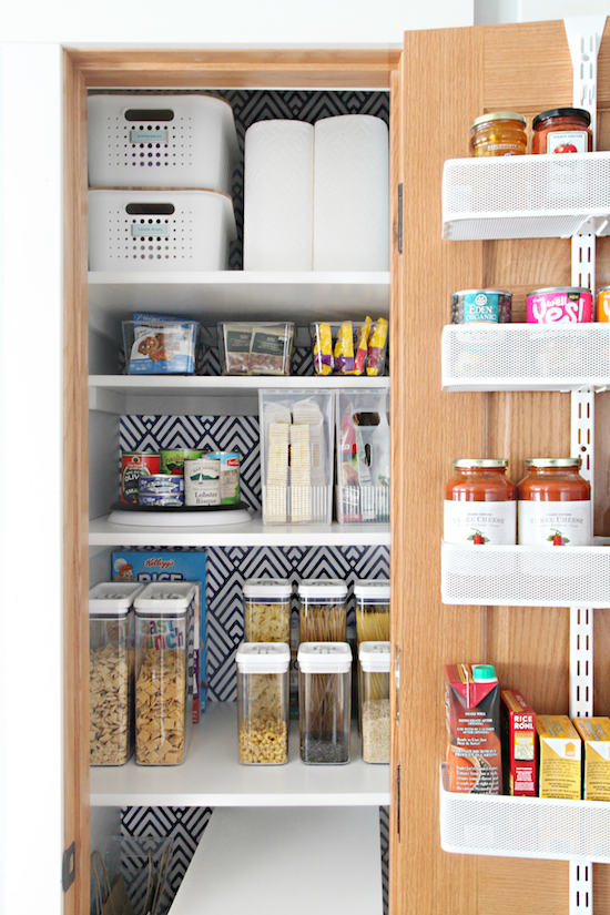 deep kitchen cabinets solutions IHeart Organizing: My Favorite Tips for Organizing a Deep Pantry