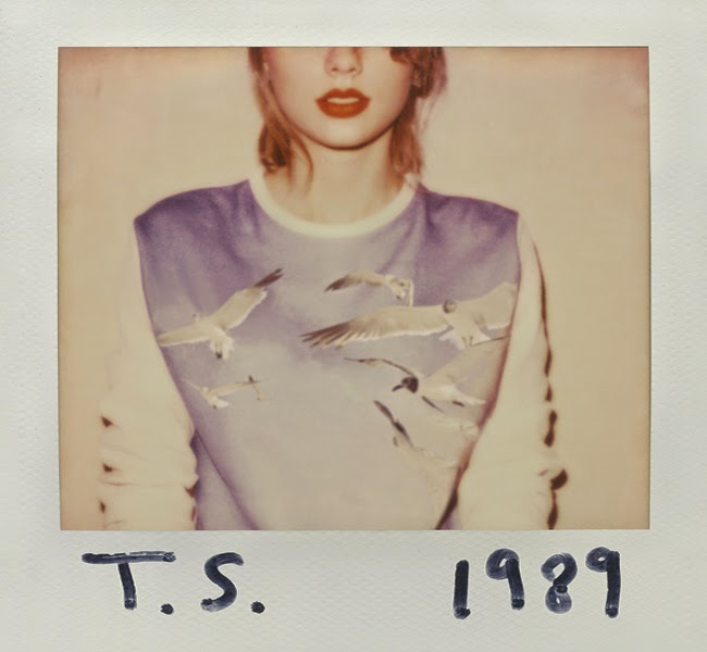 Download CD Taylor Swift – 1989