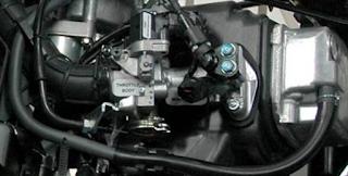Cara Menanggulangi Sepeda Motor Injeksi Kehabisan Bensin