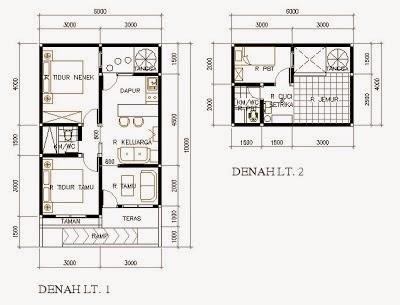Ide Rumah trendi miimalis berlantai 2 2020
