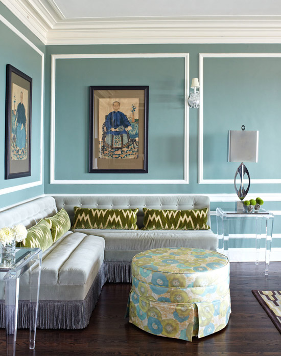 Jodie Carter Design: Glamorous Living