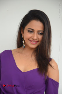 Actress Rakul Preet Singh Latest Stills in Beautiful Long Dress  0005.JPG