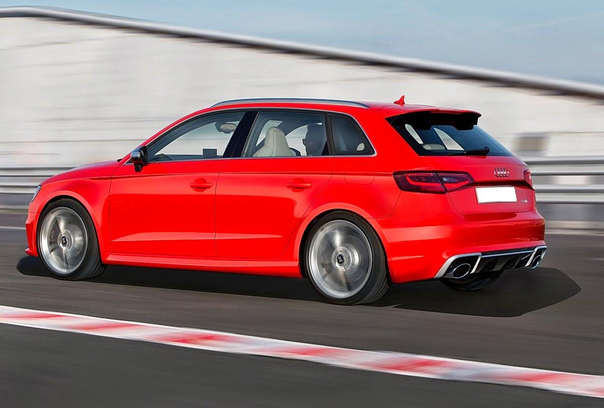 2016 Audi RS3 Sportback 2 5 TFSI 367 hp | Car Reviews | New