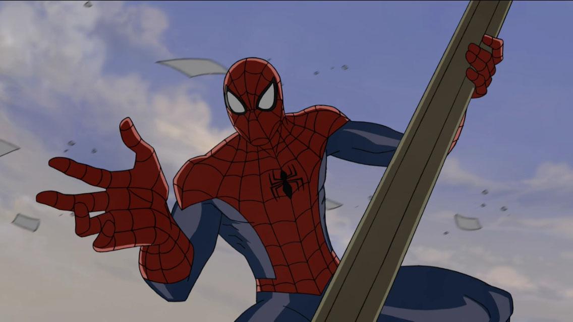 spiderman tv series marvel animated universe wiki - 1136×640