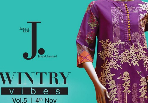 d117fcc55c Junaid Jamshed Wintry Vibes Collection Catalog 2016-2017 Vol.5 | She-Styles  | Pakistani Designer Dresses - Fashion Weeks - Lawn Collection