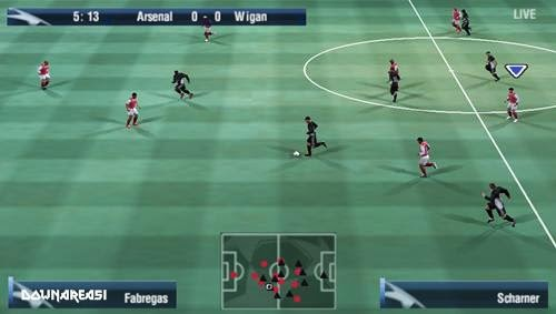 You must download ALL the parts as well as relieve them inwards the same folder Uefa Champions League 2006 2007 Iso PSP