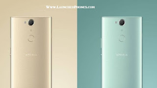 This is the adjacent Sony telephone which volition live launched alongside the  Sony Xperia XA2 Plus launched inward London