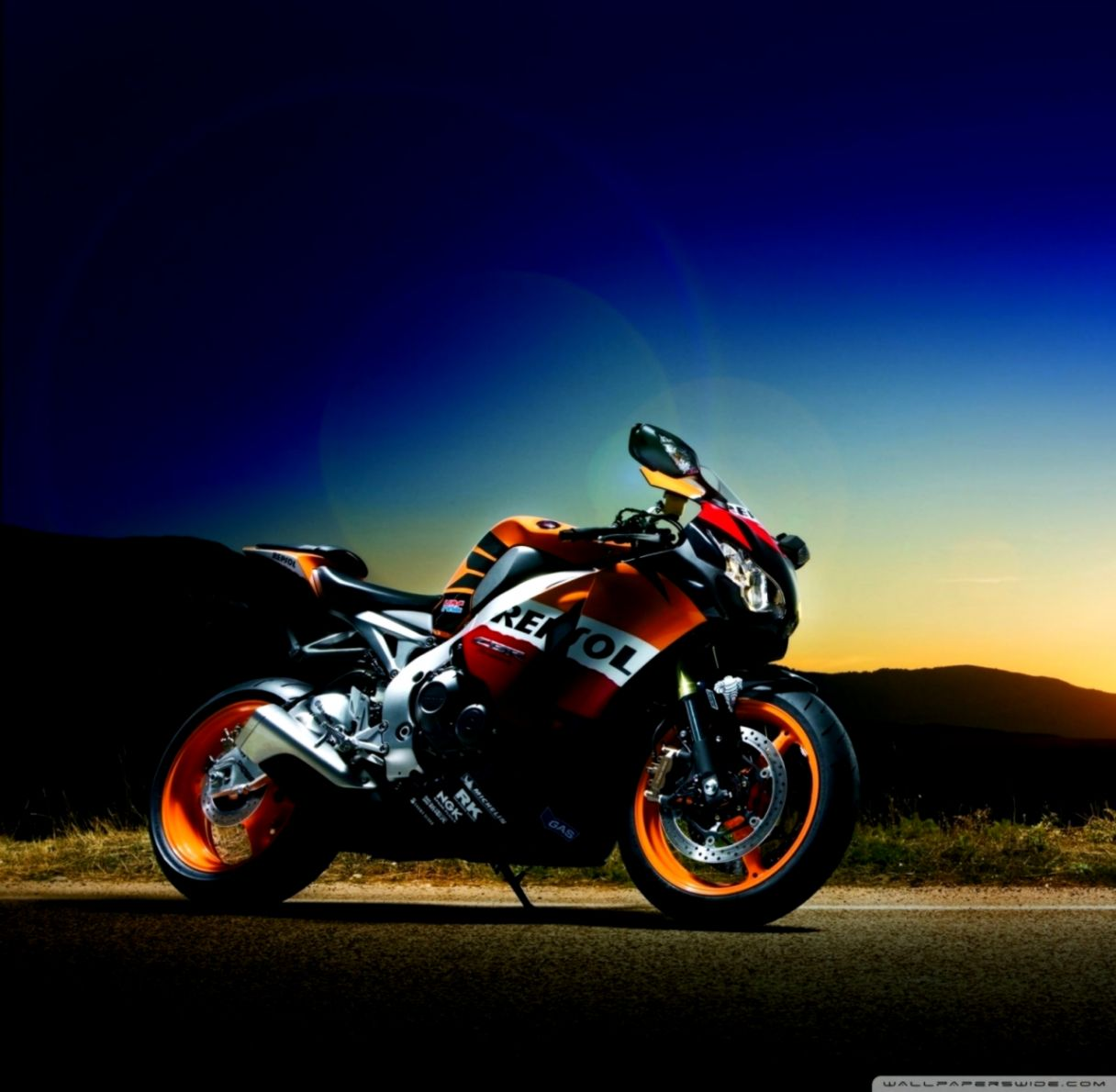 Honda Cbr Rapsol Motorcycle Wallpapers Hd And Backgrounds