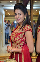 Jenny Honey in Stunning Dark Red Anarkali Dress at Splurge   Divalicious curtain raiser ~ Exclusive Celebrities Galleries 102.JPG