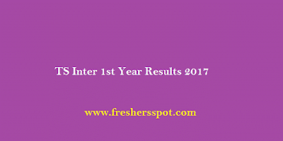 TS Inter 1st Year Results 2017 Expected Date
