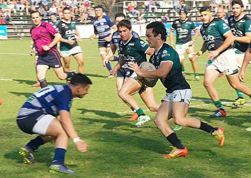 Tucumán Rugby cayó y perdió el invicto