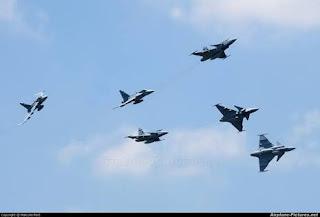 South African Air Force SAAF SAAB Gripens