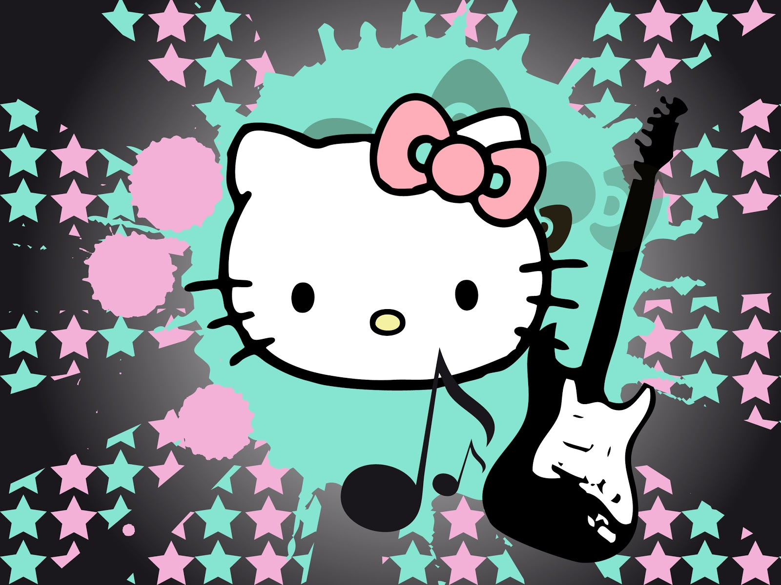 Mashababko Hello Kitty Wallpaper For Facebook