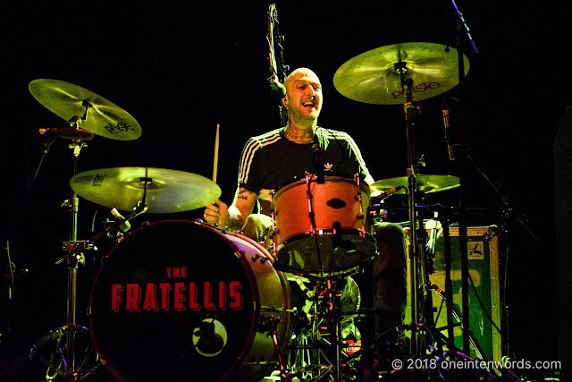 The Fratellis at The Danforth Music Hall on May 12, 2018 Photo by John Ordean at One In Ten Words oneintenwords.com toronto indie alternative live music blog concert photography pictures photos