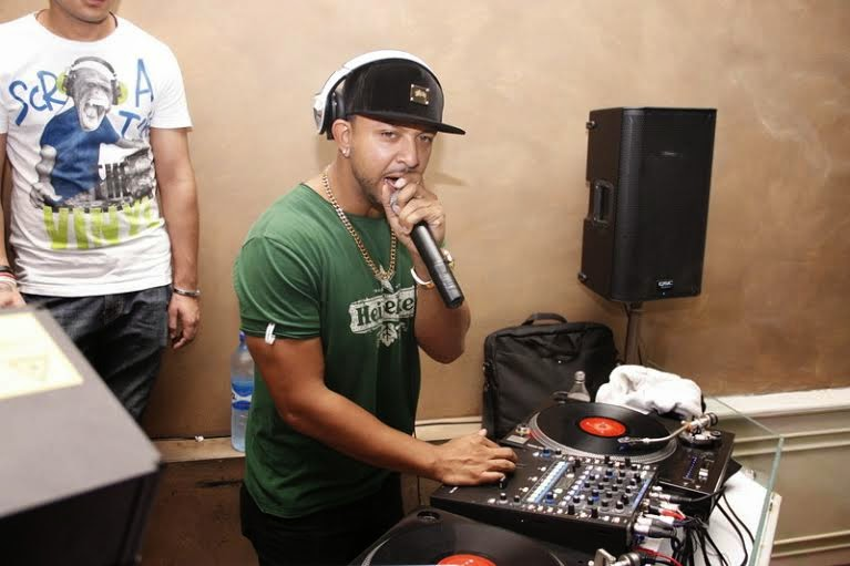 2 Pics: 2face, Annie, Sound Sultan, others turn up at DJ Babey Drews party