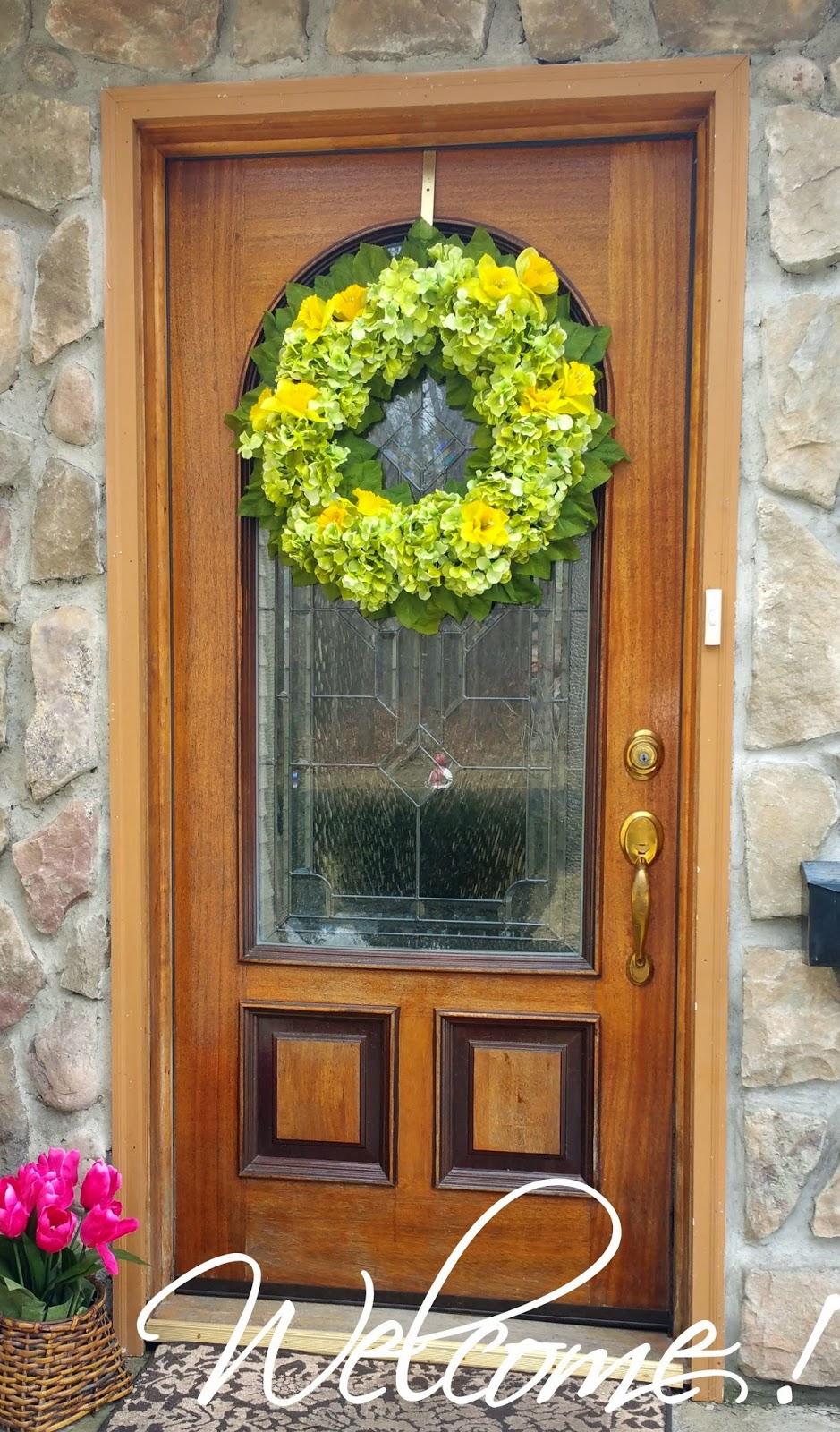 Front Door Remodel: A Garden Entrance