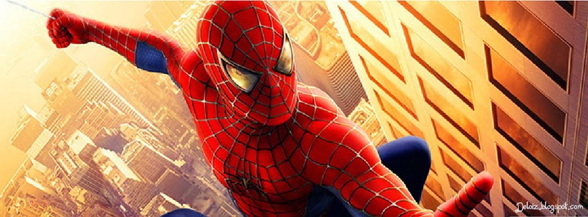 Foto Sampul Spiderman
