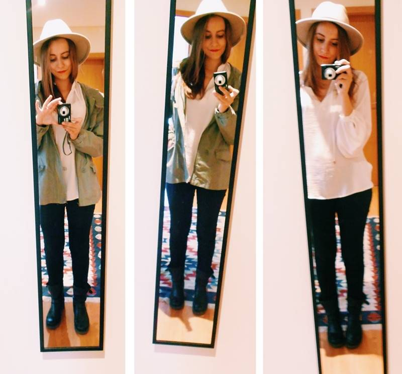OOTD \ Fall Has Come To Town