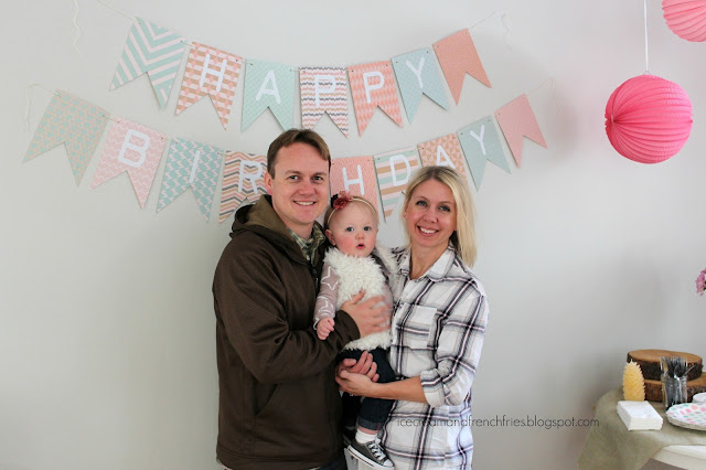 Modern First Birthday Party