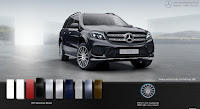 Mercedes GLS 500 4MATIC 2017 màu Đen Obsidian 197