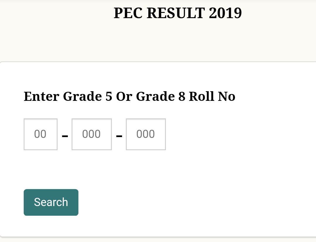 PEC EXAMS CLASS 5 & 8TH RESULT 2019 | IT ZONE COMPUTERS JATOI