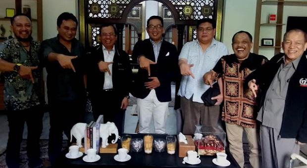 RK Libatkan Eka dalam Tim Transisi Gubernur Terpilih