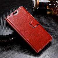 mi max 2 flip cover leather