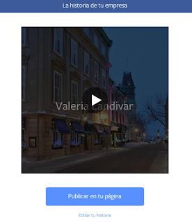 Cómo crear el video de presentación de tu página Facebook