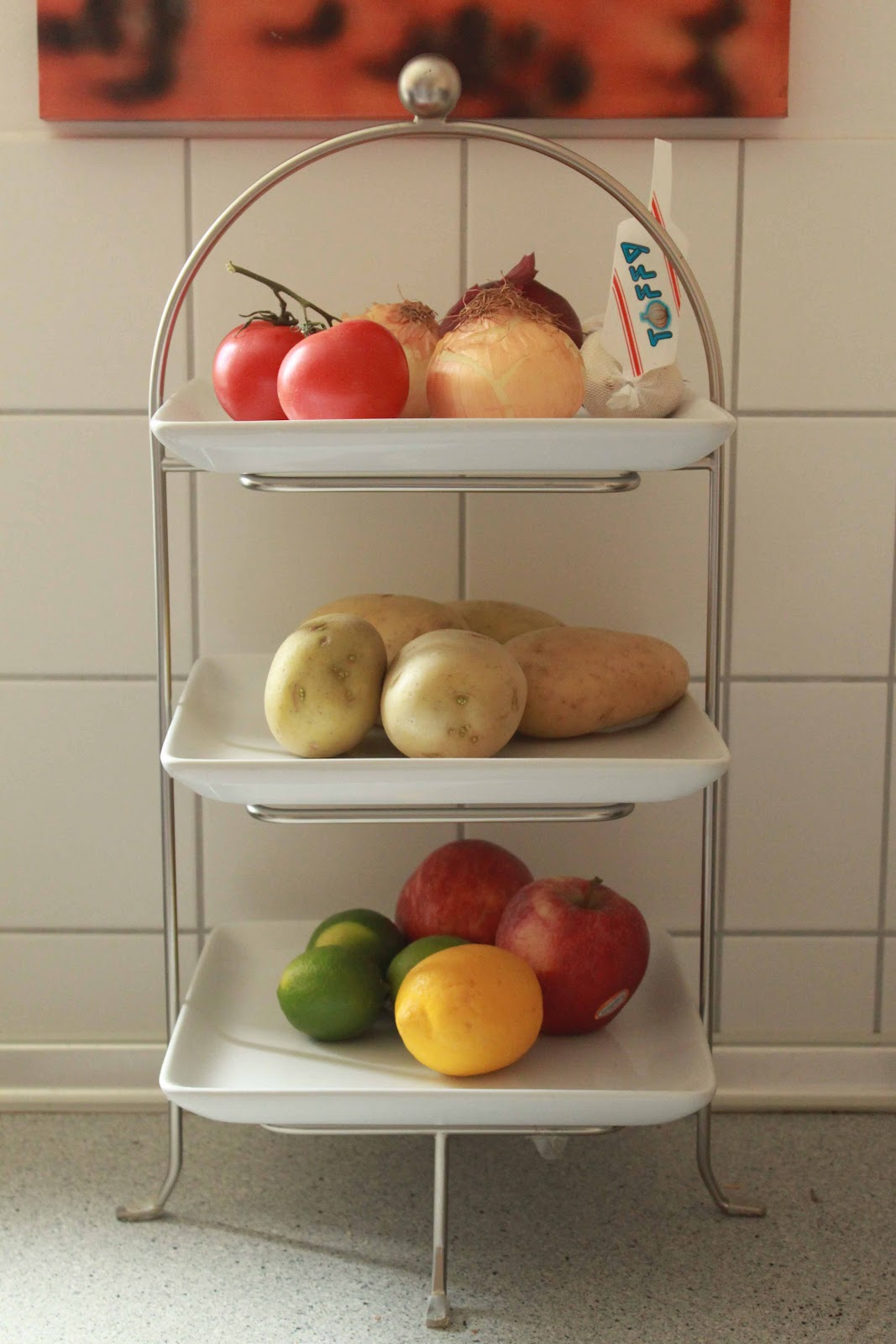 Fruit Bowl For Counter Simply E3 Photography A Place For Everything Kitchen