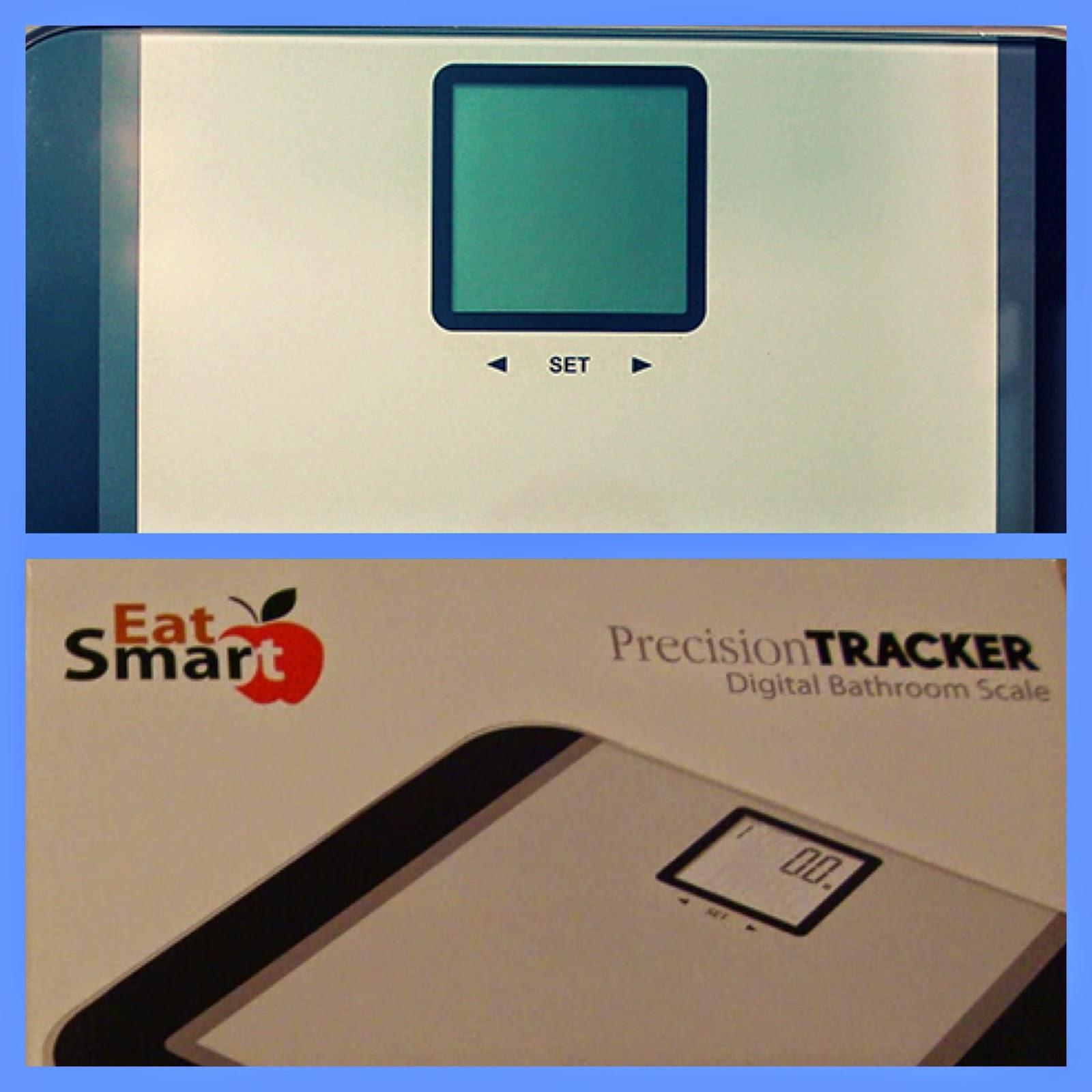 Review Bathroom Scales: Beauty Tech Reviews: EatSmart Precision Tracker Digital