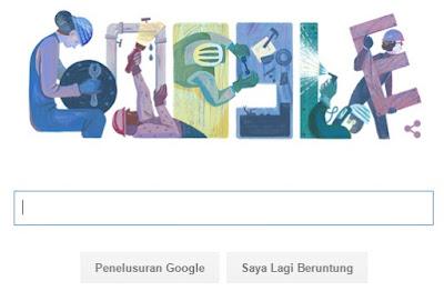 Hari Ini Google Doodle Merayakan Hari Buruh (May Day) 2016