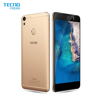 Tecno Camon CX Full Specifications, Features And Price