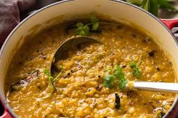 Dal (Indian Lentil Curry)