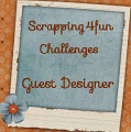 Guest Designer 24 July 2015, 12 May 2017, 24 April & 3 July 2020 & 22 January 2021