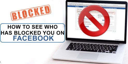 see who blocked you on facebook